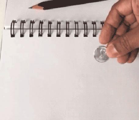 Анимация Руки отбрасывают монету, которая после вращения превращается в человека (© zmeiy), добавлено: 10.12.2015 08:33