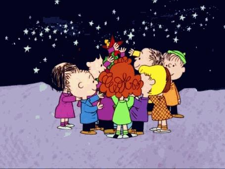 Анимация Дети вокруг новогодней елки (© zmeiy), добавлено: 30.12.2015 23:38