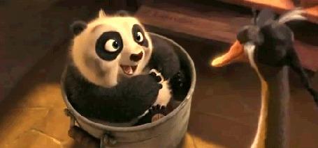 Анимация Кадры из мультфильма Конг фу панда 3 (© Anatol), добавлено: 12.02.2016 19:20