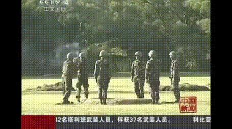 Анимация Учения в китайской армии (© Anatol), добавлено: 29.02.2016 16:07