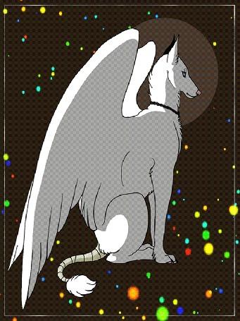 Анимация Сказочный пес / автор наташа