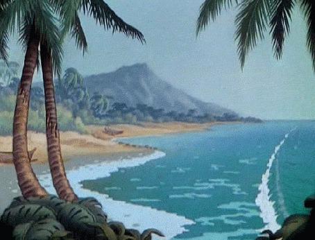 Анимация Волны ударяются о берег (© zmeiy), добавлено: 28.05.2016 07:33