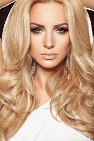Фото блондинок с длинными волосами фото 557-334