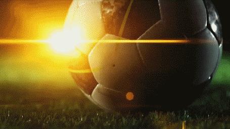Анимация Футбол, игра на сухом поле и в дождь (© Шустрая), добавлено: 18.06.2016 11:23