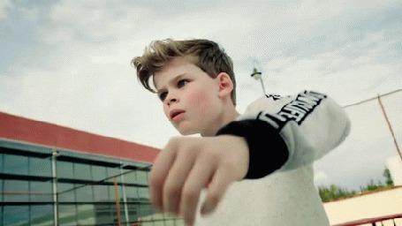 Анимация Современный танец дети круто двигаются, Hip-Hop Хип-хоп из ролика H&M Back To School 2016