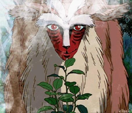 �������� ��� ���� �� ����� Mononoke-hime / ��������� ��������