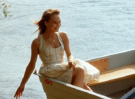 Анимация Ванесса Паради / Vanessa Paradis в роли Mathilde Tessier из кинофильма Белая свадьба / Noce Blanche (1989)