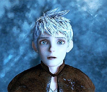 Анимация Джек Фрост / Jack Frost из мультфильма Хранители снов / Rise of the Guardians