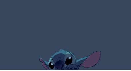 Анимация Стич / Stich из мультфильма Лило и Стич / Lilo and Stitch