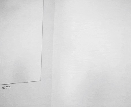 Анимация Собачка летит на воздушных шариках
