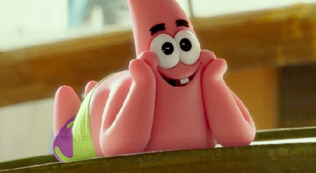 Анимация Болтающий ножками Патрик, мультфильм Губка Боб Квадратные Штаны