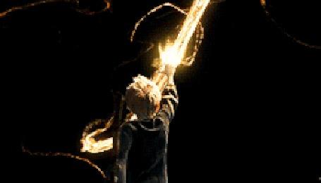 Анимация Jack Frost / Ледяной Джек из мультфильма Rise Of The Guardians / Хранители снов