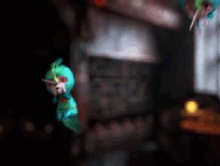 Анимация Зубная фея, мультфильм Rise of the Guardians / Хранители снов