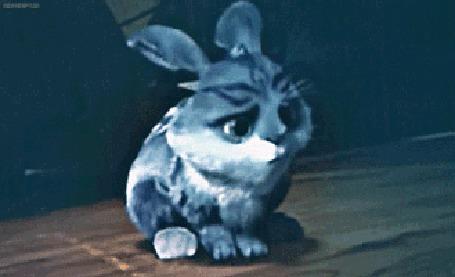 Анимация Пасхальный кролик, мультфильма Rise Of The Guardians / Хранители снов