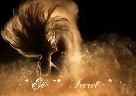 Анимация Американская певица Beyonce / Бейонсе в звездной пыли, by Ее Secret