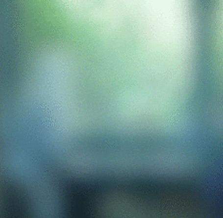 Анимация Котенок сидит у окна, за которым идет дождь, by Sylar113