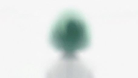 Анимация Юки Кусакабэ / Yuki Kusakabe из аниме Дэми-тян хочет рассказать / Demi-chan wa Kataritai