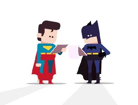 Анимация Batman Vs Superman / Бэтмен против Супермена