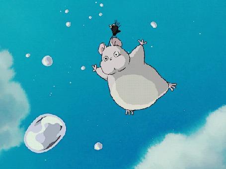 Анимация Кадры из мультфильма Spirited Away / Унесенные призраками