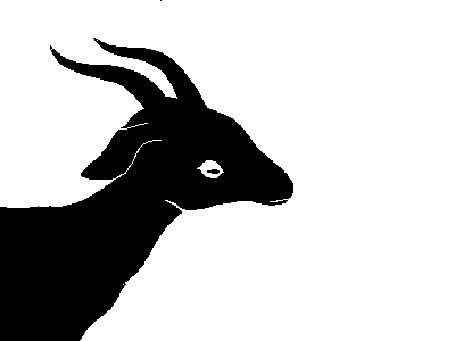 Анимация Руки изображают козла, by Sout