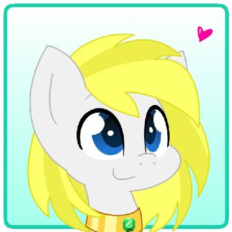 Анимация Персонаж из мультсериала Мои маленькие пони: Дружба — это чудо / My Little Pony: Friendship is Magic, by HungrySohma16