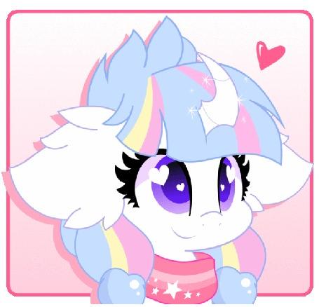 Анимация Персонаж-пони из мультсериала Мой маленький пони: Дружба – это чудо / My Little Pony: Friendship is Magic / MLP:FiM, by HungrySohma16