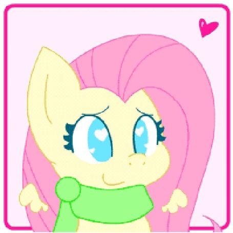 Анимация Fluttershy / Флаттершай из мультсериала Мой маленький пони: Дружба – это чудо / My Little Pony: Friendship is Magic / MLP:FiM, by HungrySohma16