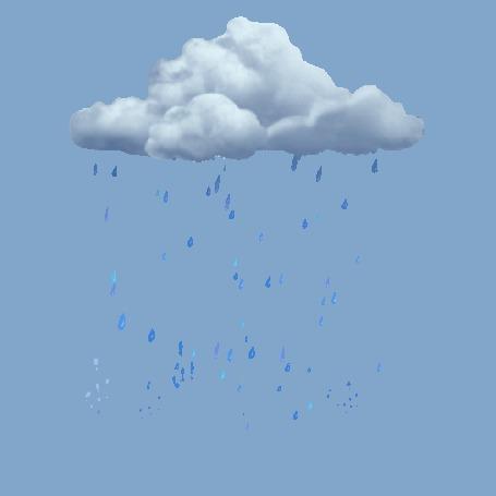 день картинки анимашки туча с дождем марте погода ницце