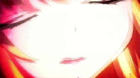 Анимация Кобато Хасэгава / Kobato Hasegawa из аниме У меня мало друзей / Boku wa Tomodachi ga Sukunai