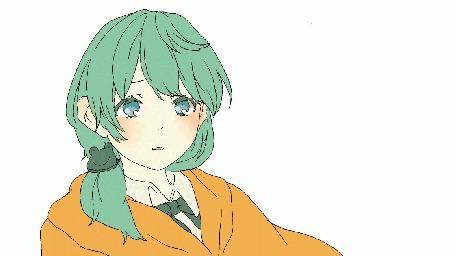 Анимация Vocaloid Gumi / Вокалоид Гуми