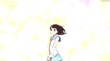 Анимация Kosaki Onodera / Косаки Онодэра из аниме Nisekoi / Притворная любовь