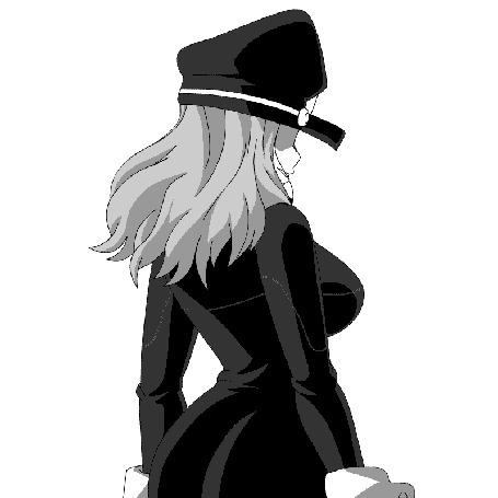 Анимация Camie Utsushimi / Кеми Уцушими из аниме Boku no Hero Academia / Моя геройская академия